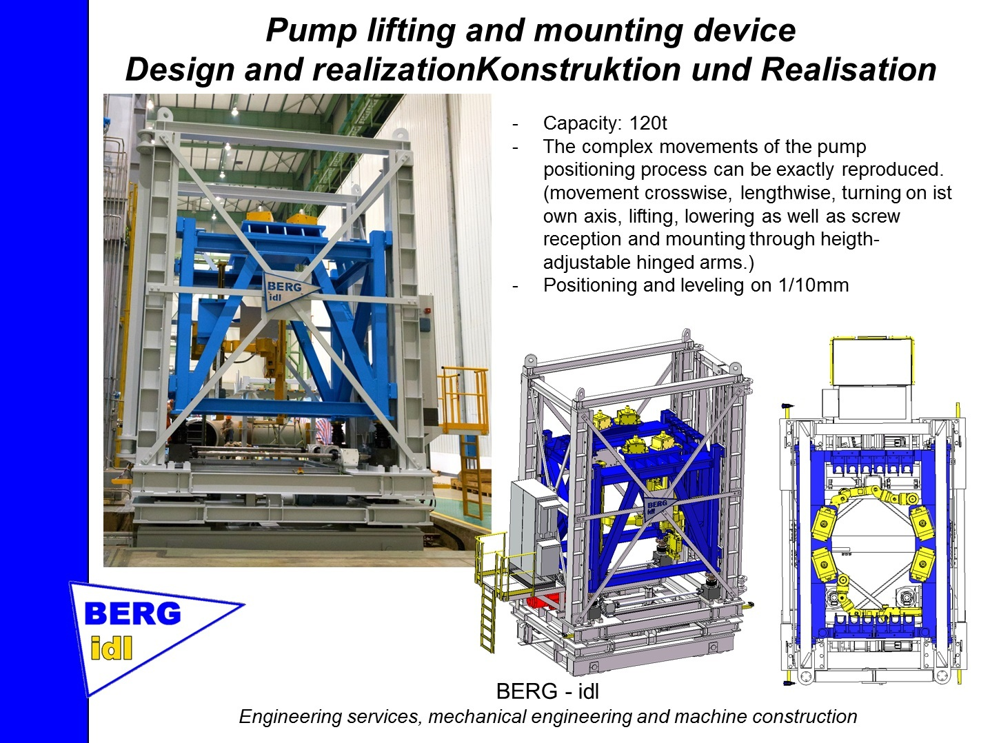HKP Lifting Device Details