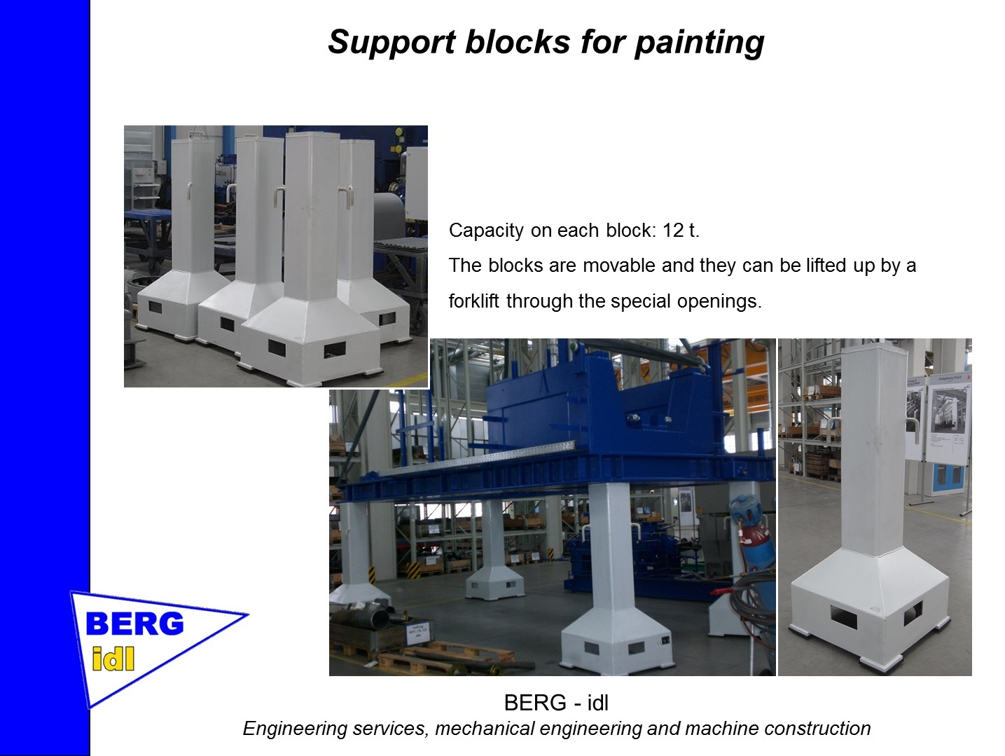 Support Blocks